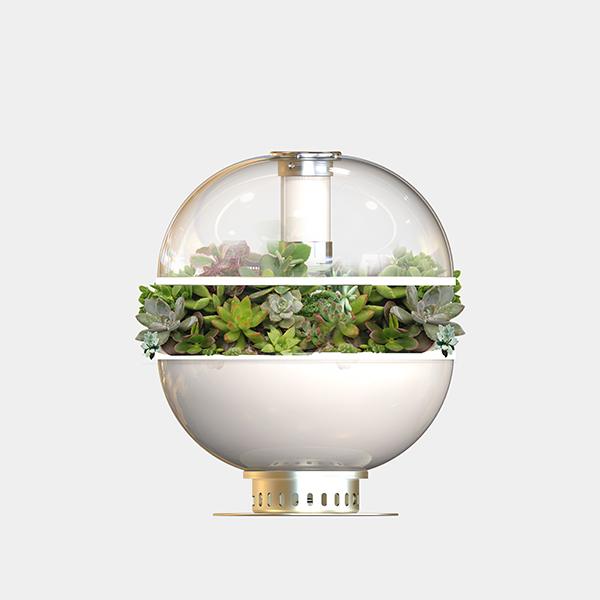 Micro Grow Dome Garden