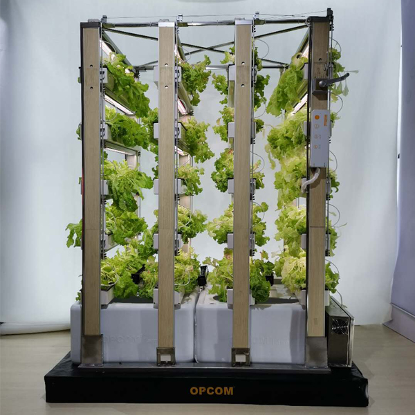 Grow Wall 3 Pallet Hydro Farm
