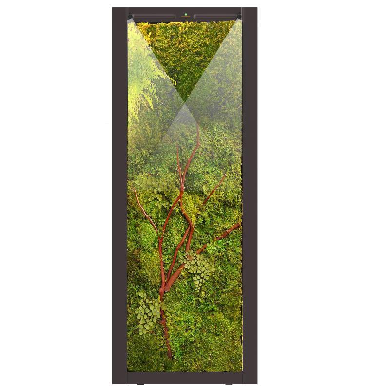 OPCOM Farm Green Wall AI-Garden
