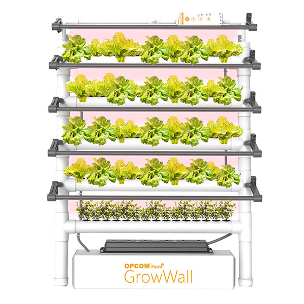 OPCOM Farm GrowWall