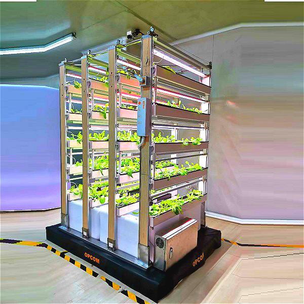 Grow Wall 3 Pallet Hydro Farm
